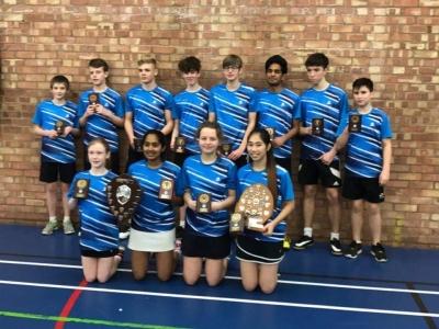 U15 & U19 Winners