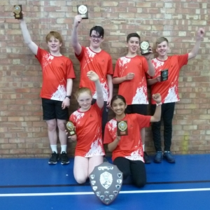 U15 winners