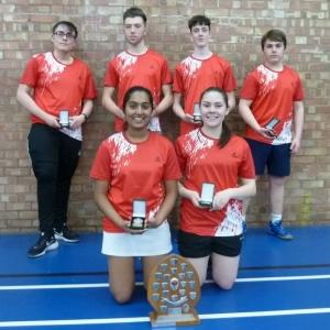 U19 winners